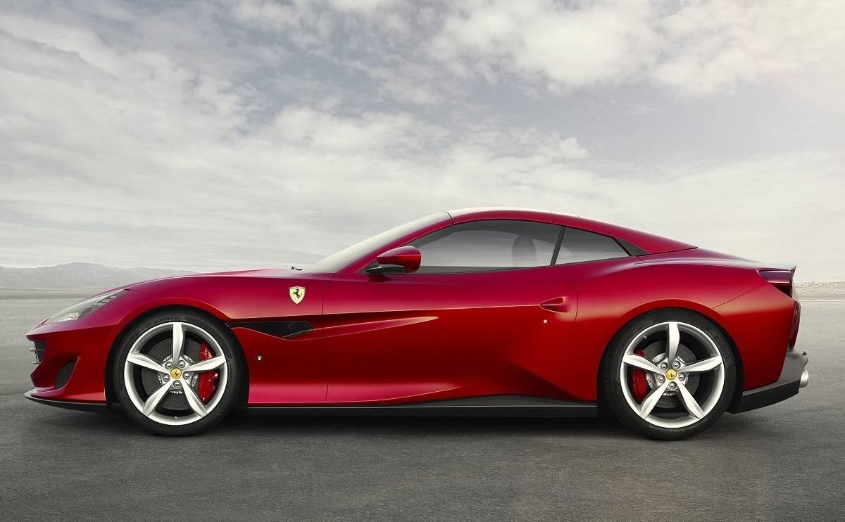 We review the 2019 Ferrari Portofino - Looks