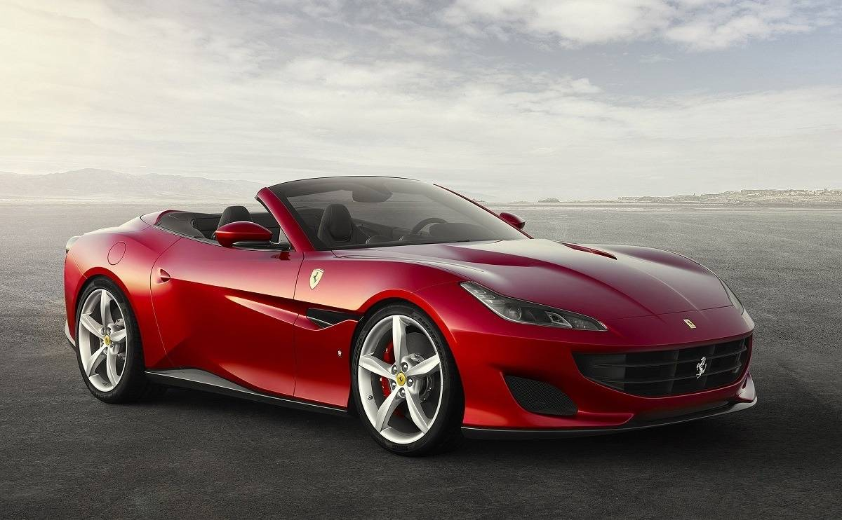 We review the 2019 Ferrari Portofino