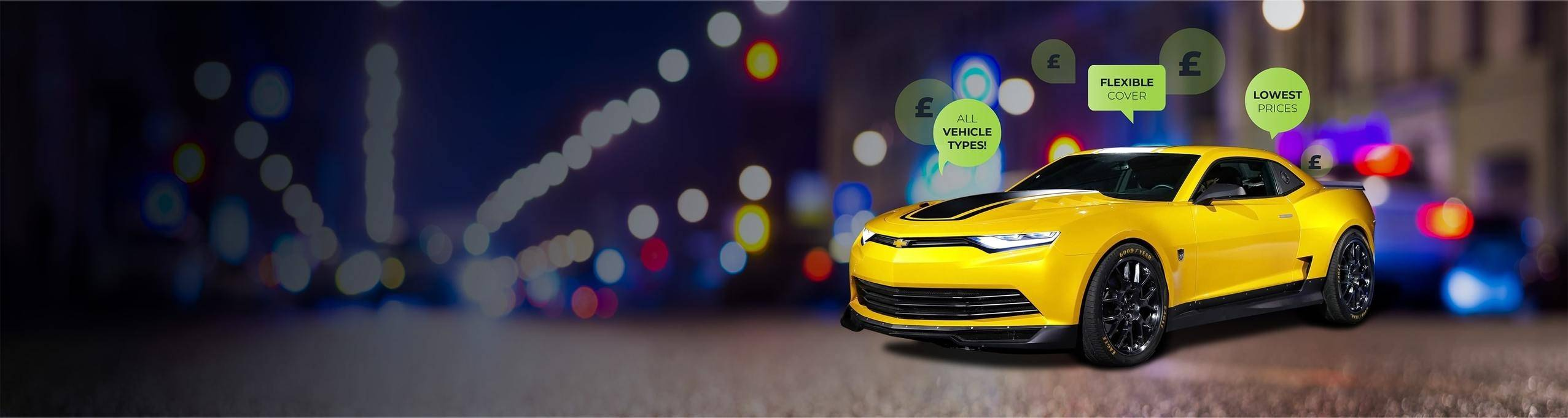 Import car with comprehensive car insurance