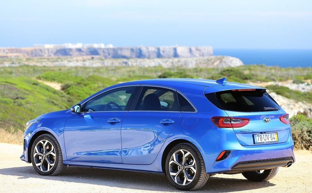 We review the 2019 Kia Ceed Hatch - Looks