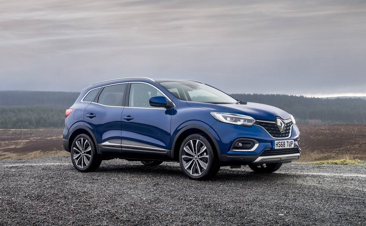 We Review the Renault Kadjar