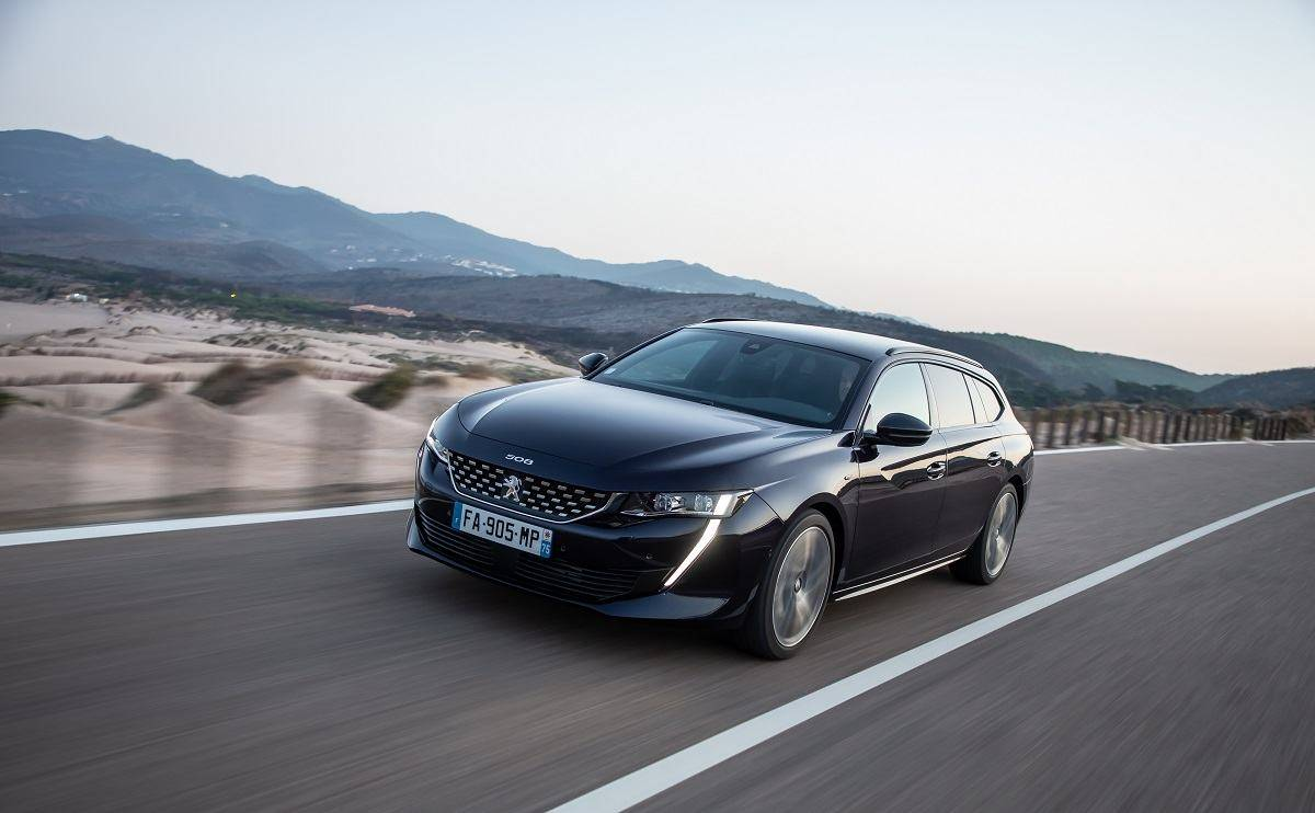 Peugeot 508 SW - The cost