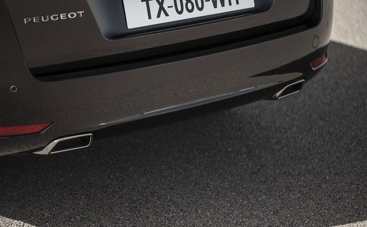 Peugeot 508 SW - Engine & power