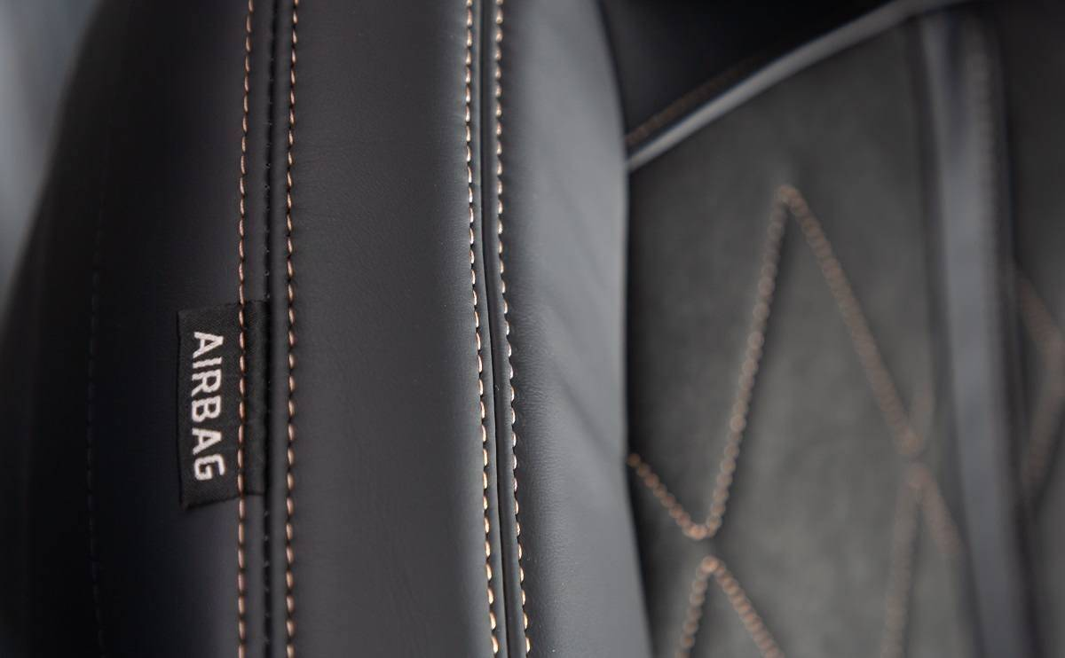 Peugeot 508 SW - Safety