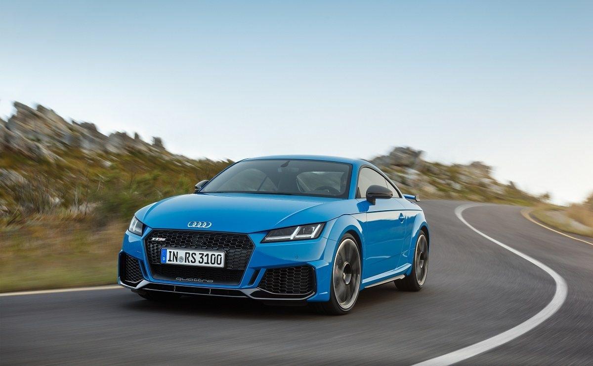 Audi TT - Looks