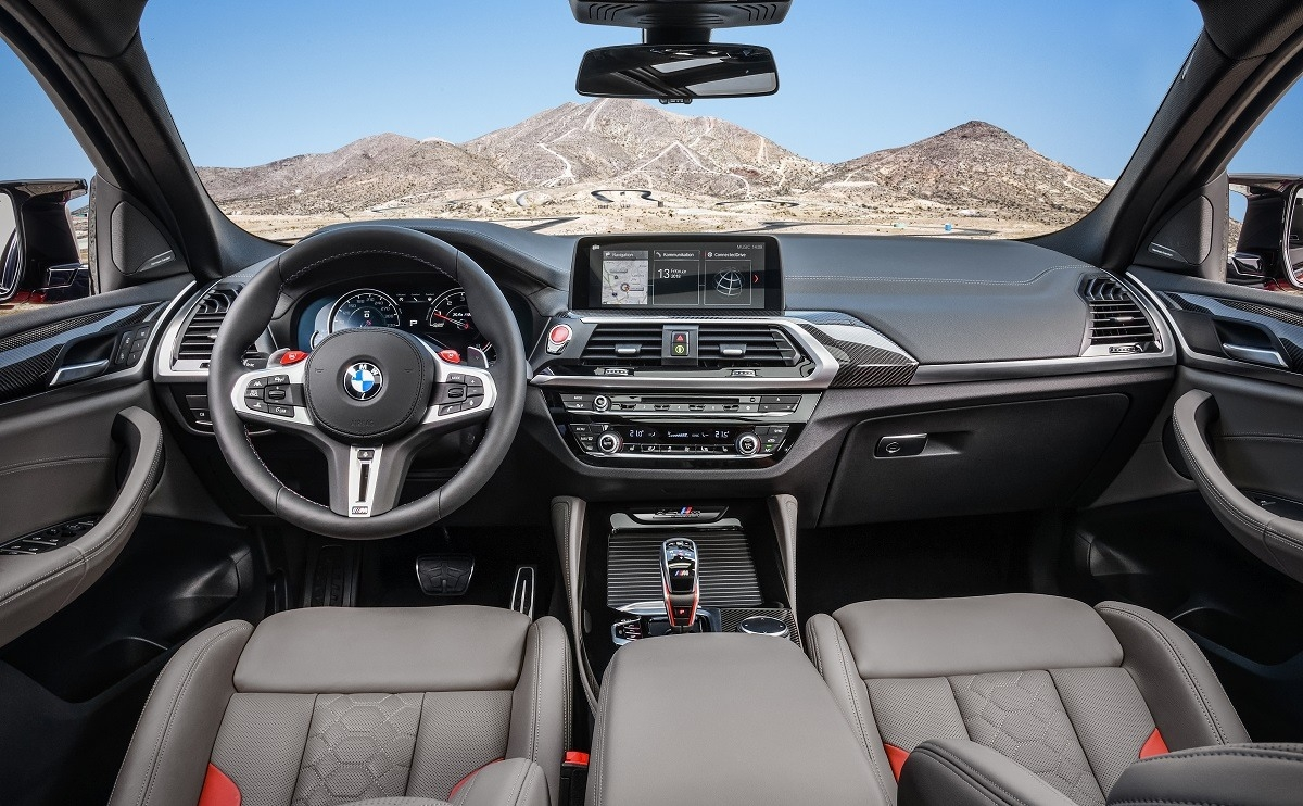 BMW X4 SUV - Interior