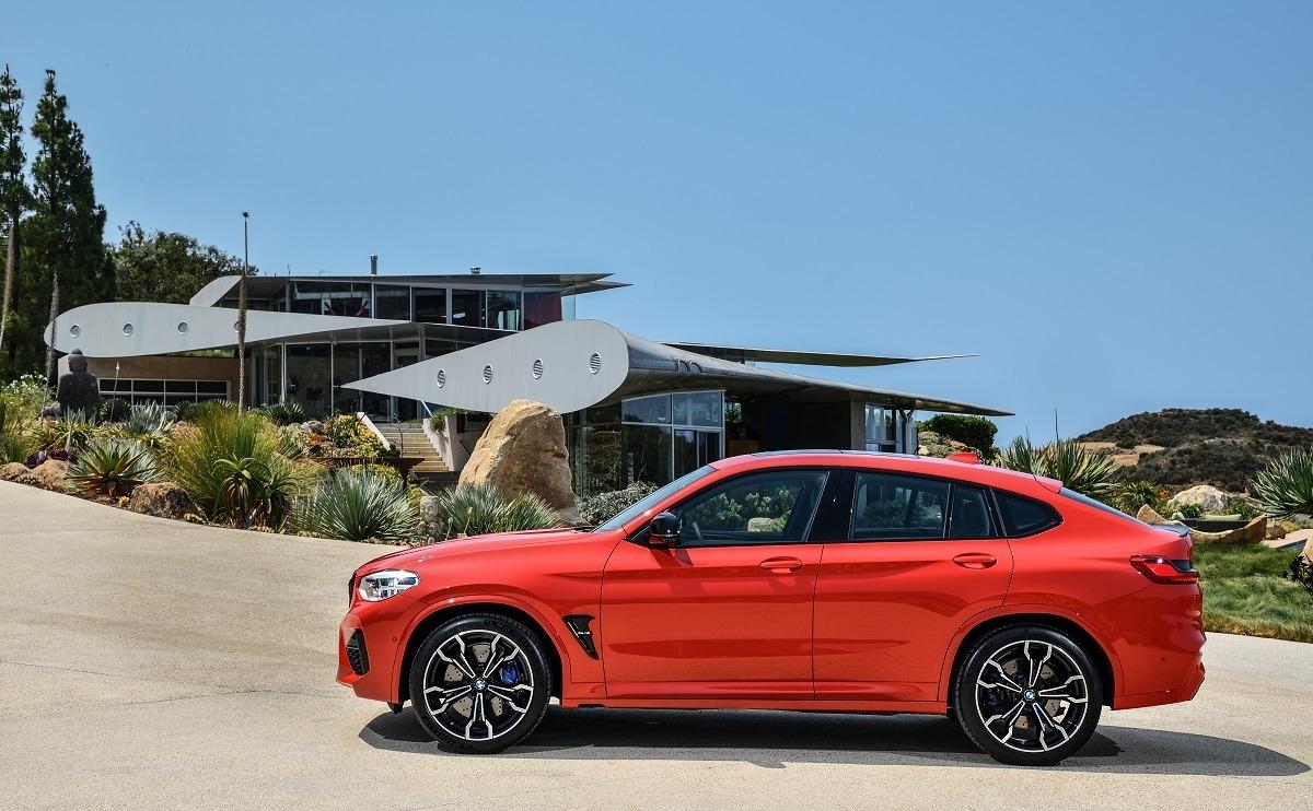BMW X4 SUV - Looks