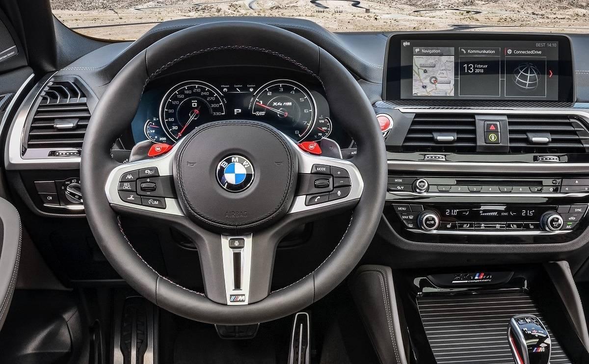 BMW X4 SUV - The drive