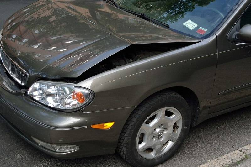 Car with non structural damage - cat n insurance car