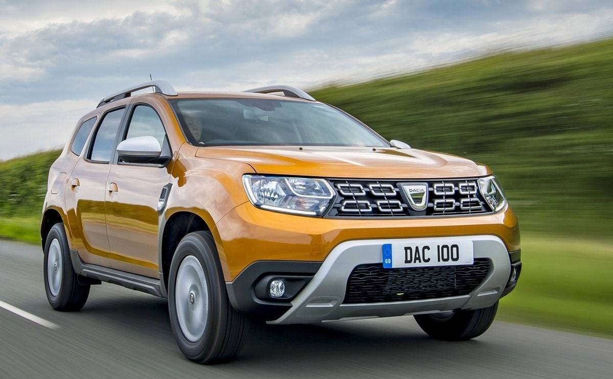 We review the 2019 Dacia Duster - The drive