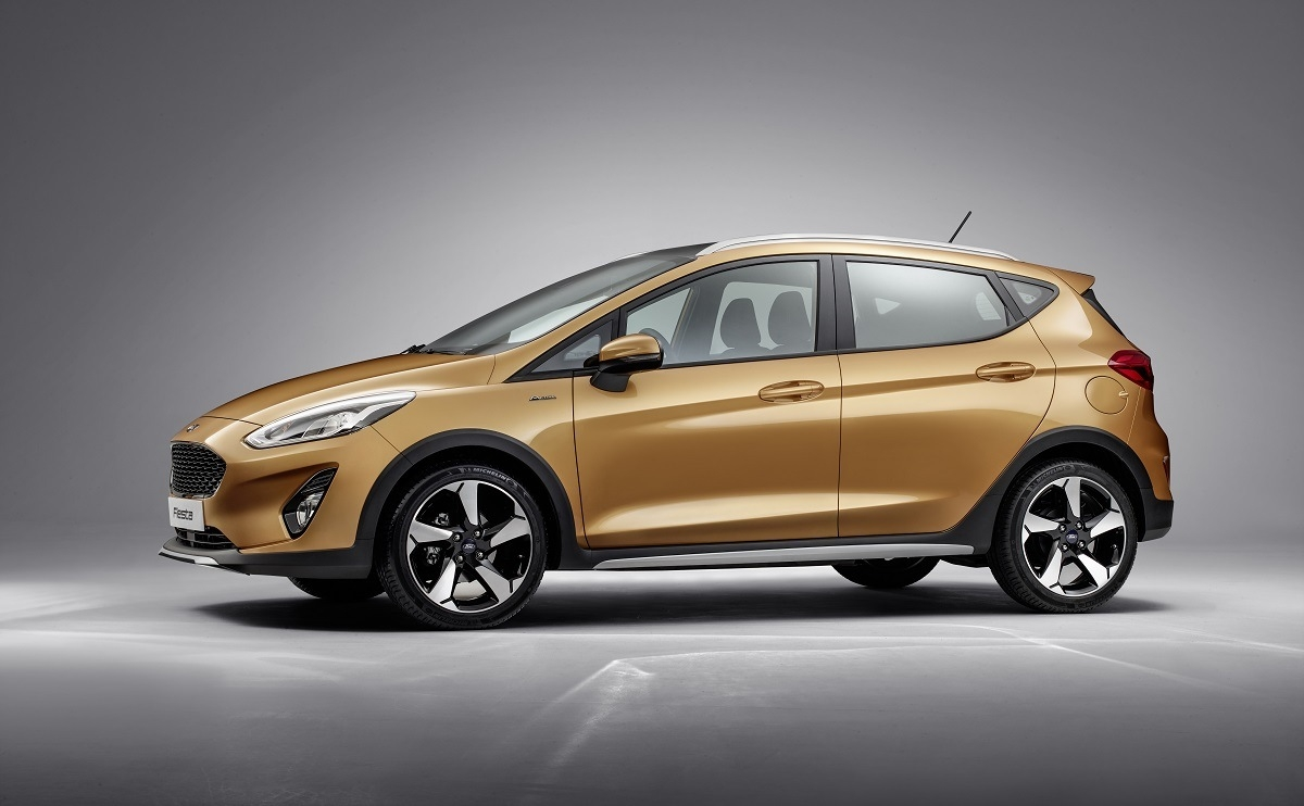 Ford Fiesta Active - Cost