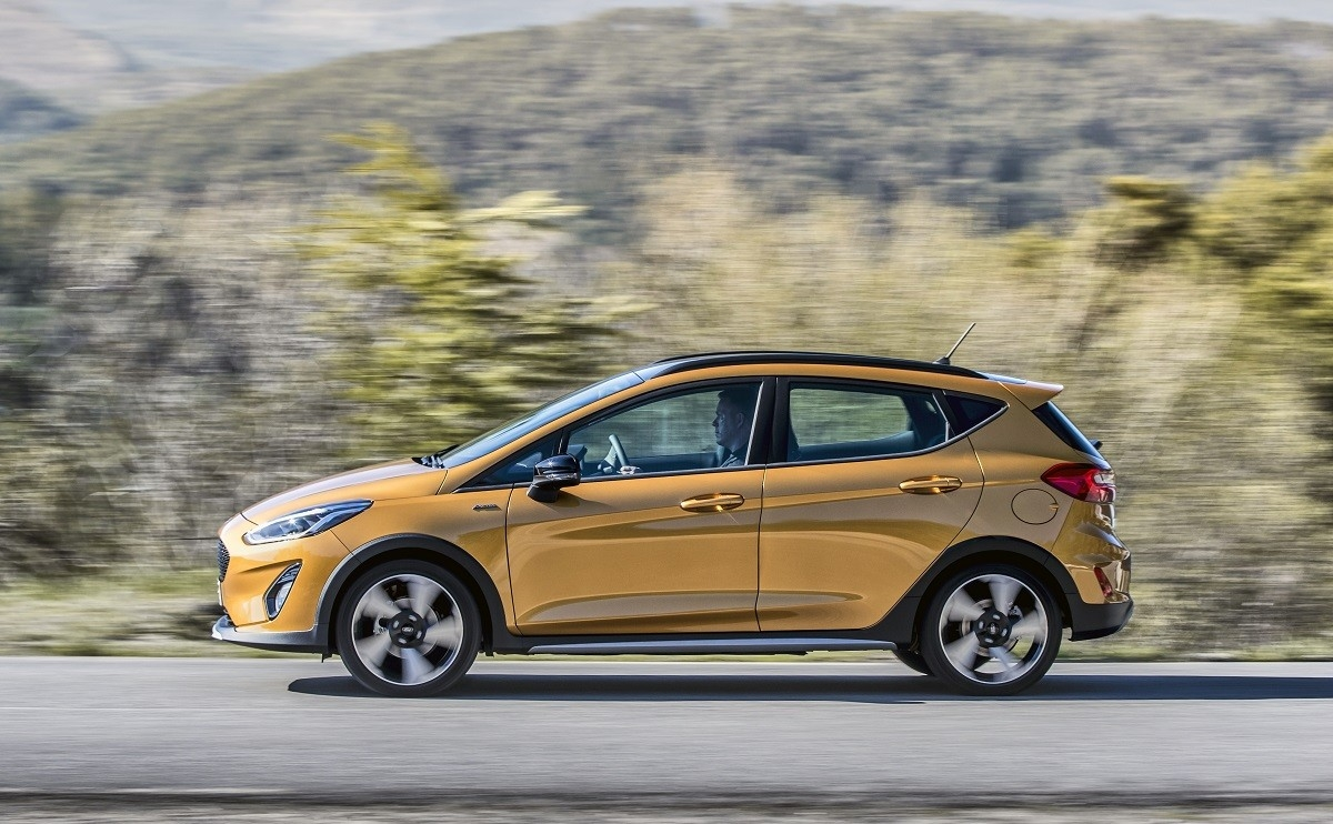 Ford Fiesta Active - Looks