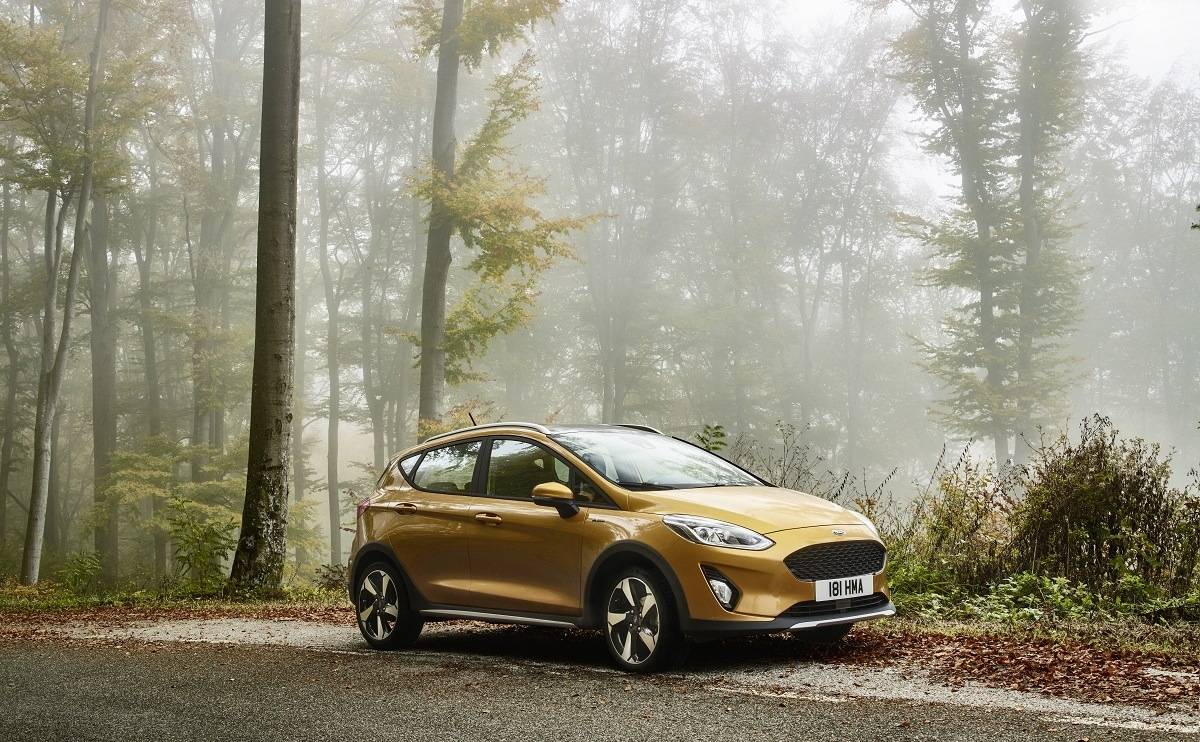 Ford Fiesta Active - Reliability