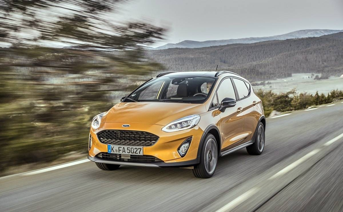 Ford Fiesta Active - Why buy
