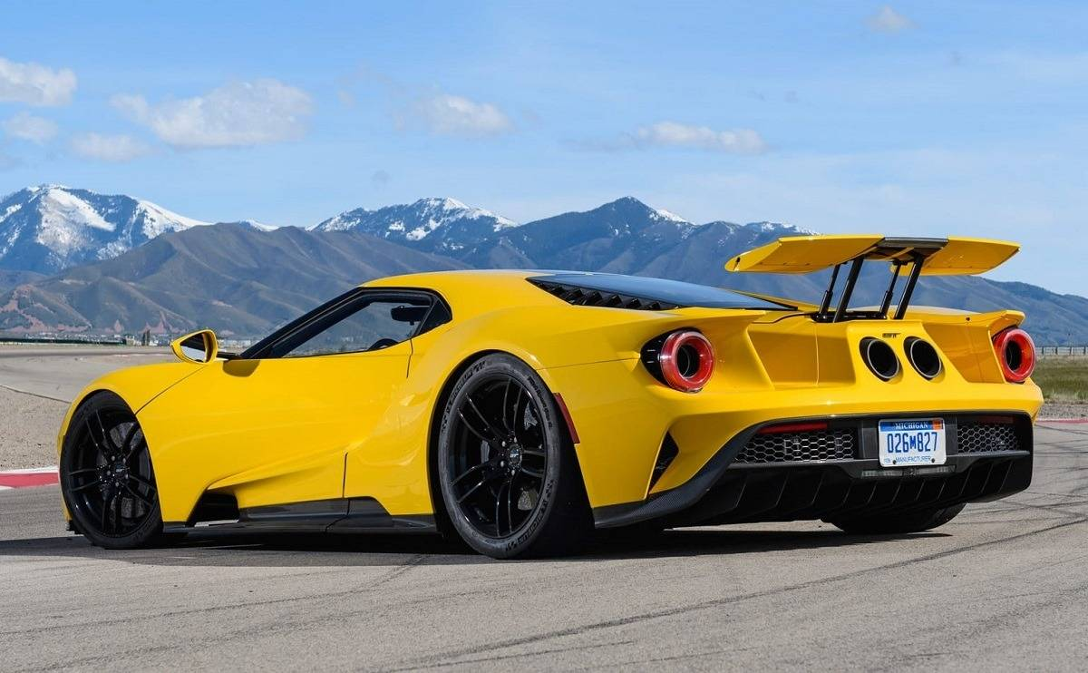 Ford GT - Looks