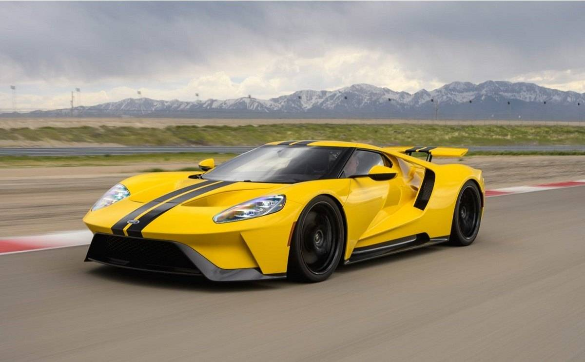 Ford GT - Safety