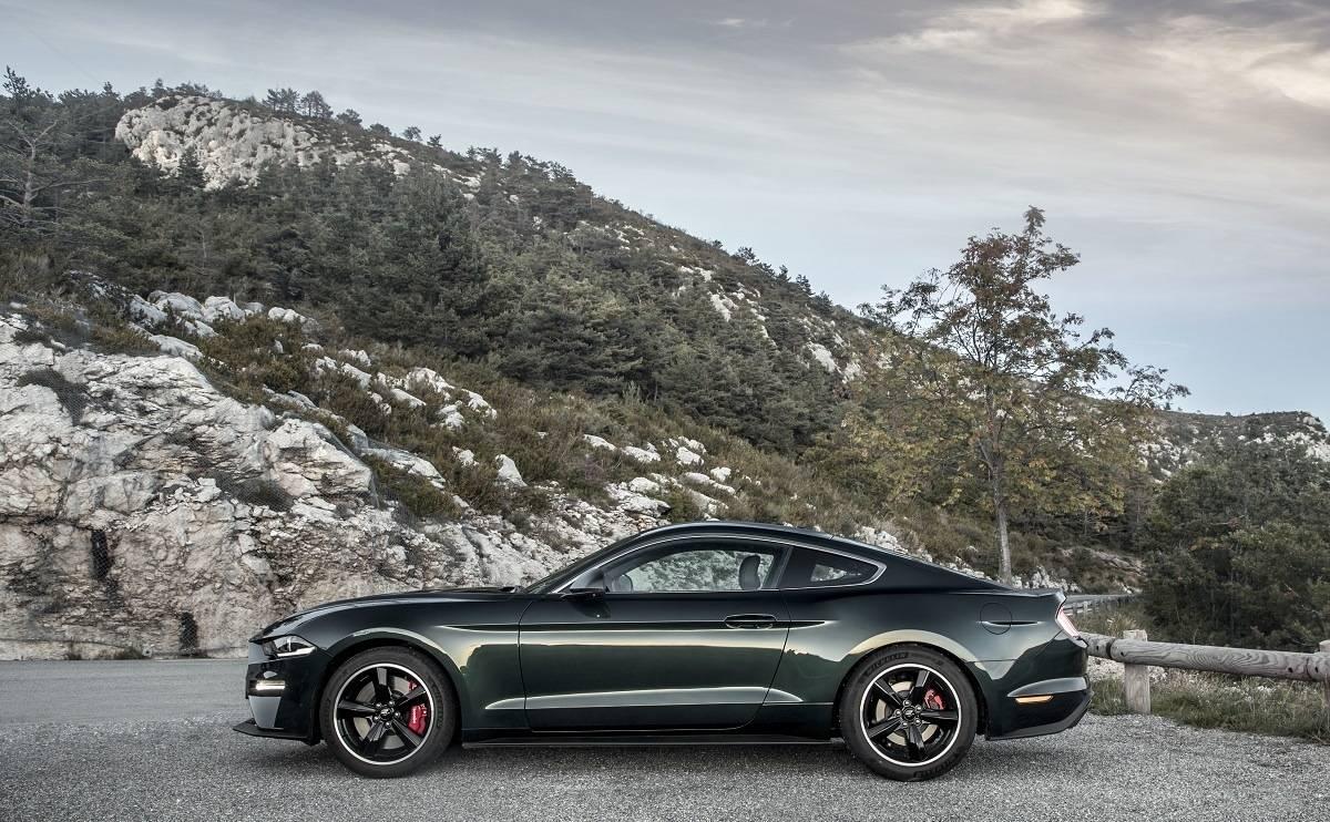 Ford Mustang Bullitt - Looks
