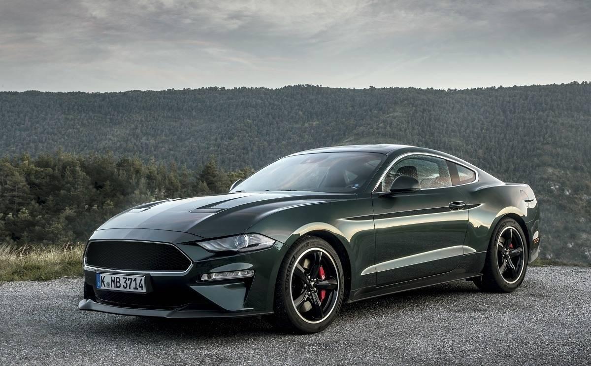 We Review the Ford Mustang Bullitt