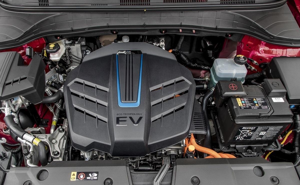 Hyundai Kona Electric - Equipment & options