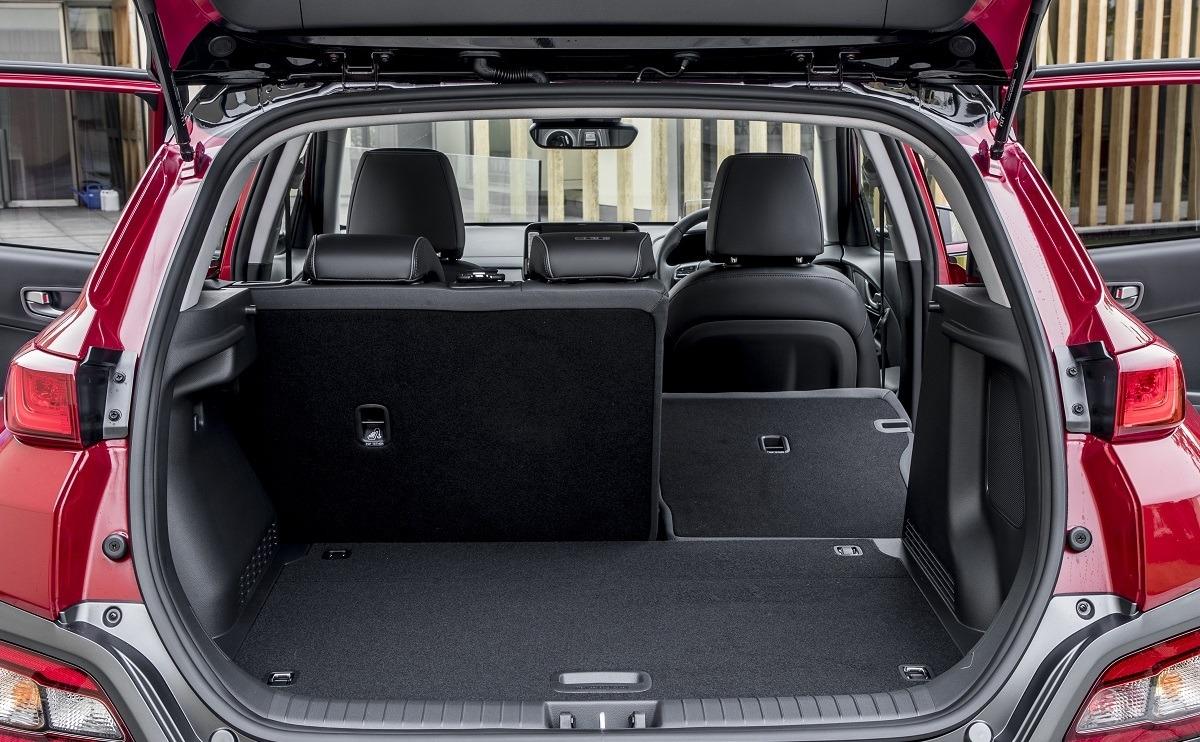 Hyundai Kona Electric - Practicality