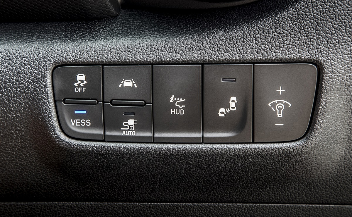 Hyundai Kona Electric - Safety