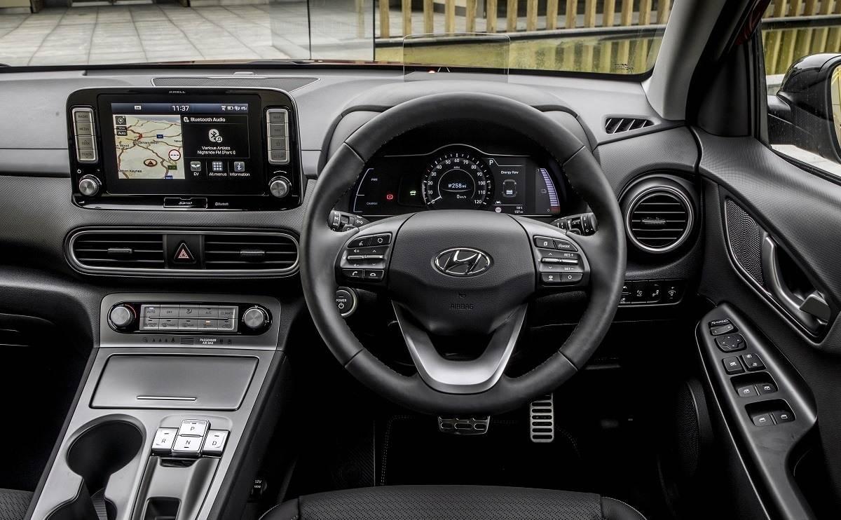 Hyundai Kona Electric - The drive