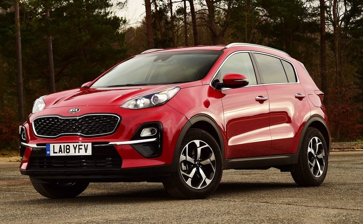 We review the 2019 Kia Sportage