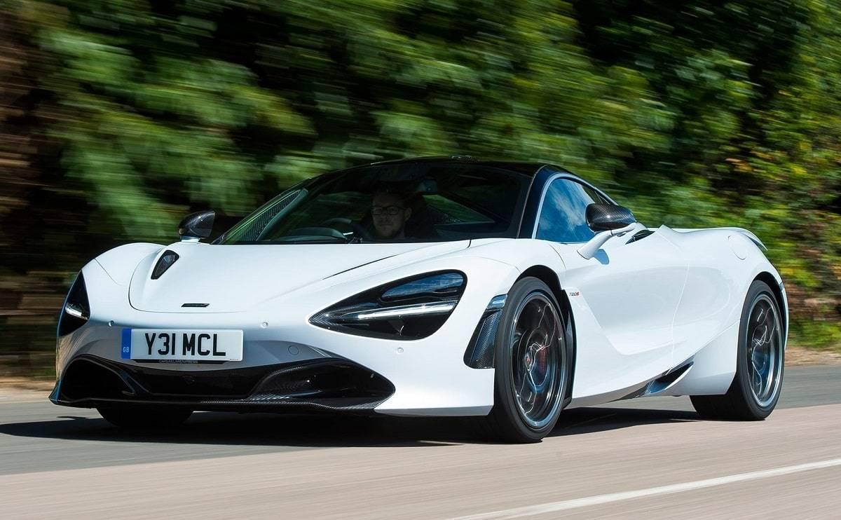 McLaren 720S - Looks