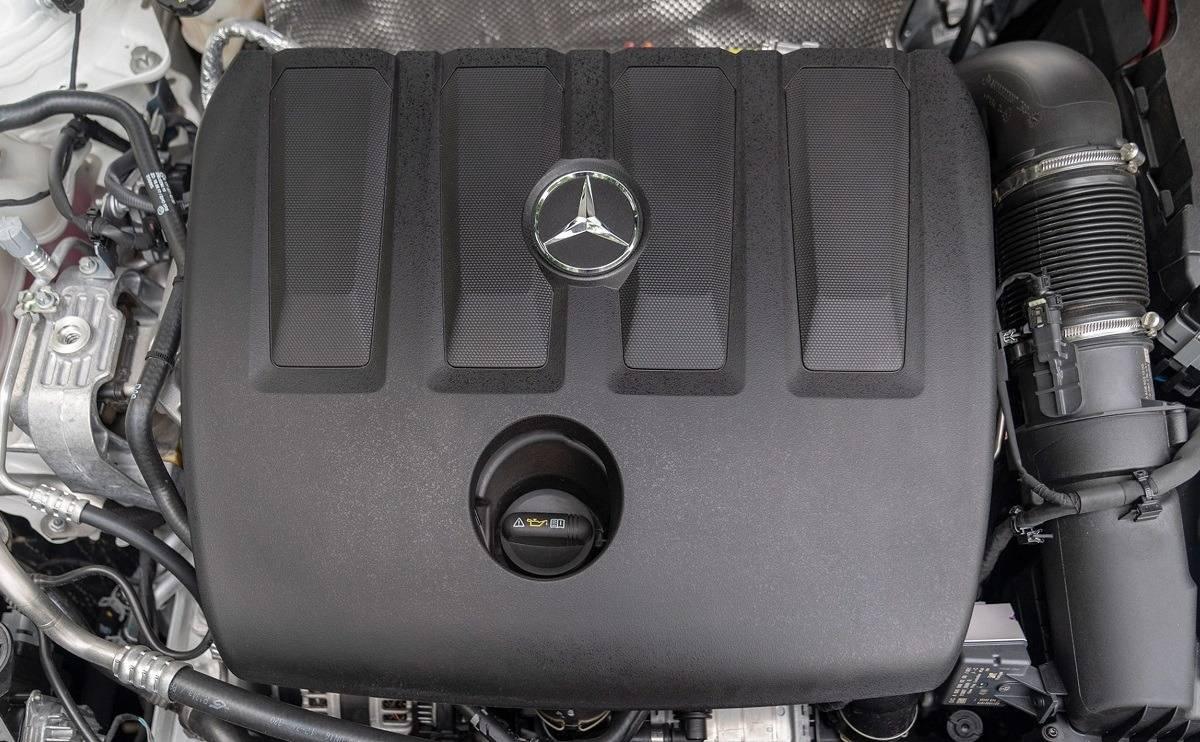 Mercedes A-Class - Engine & power