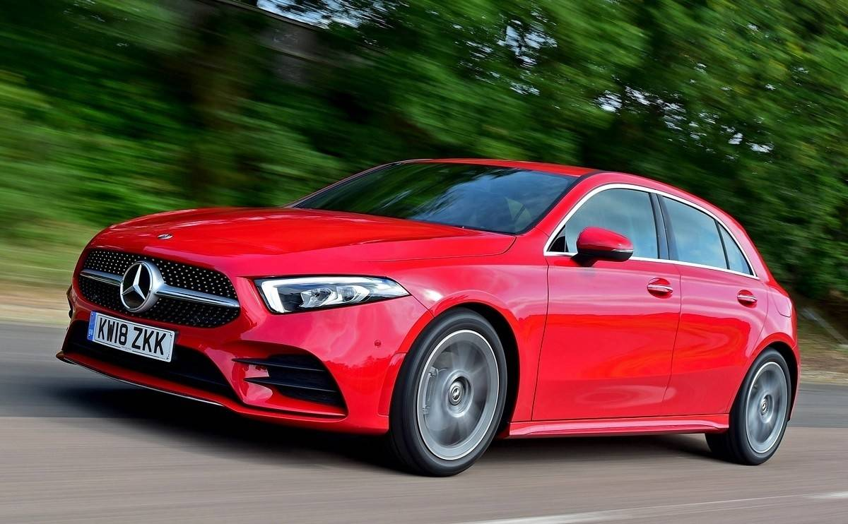 We Review the Mercedes A-Class
