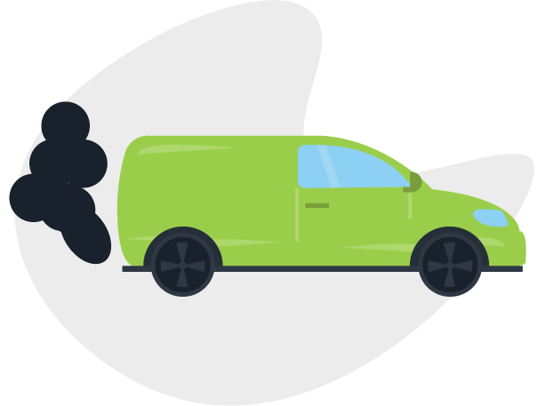 co2 emissions of a vehicle for road tax