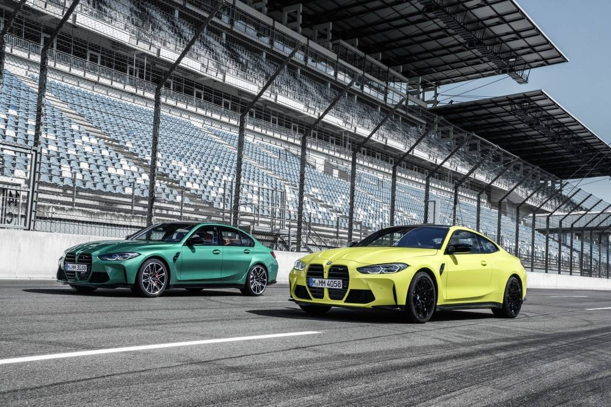 BMW M3 & BMW M4 lined up for 2021