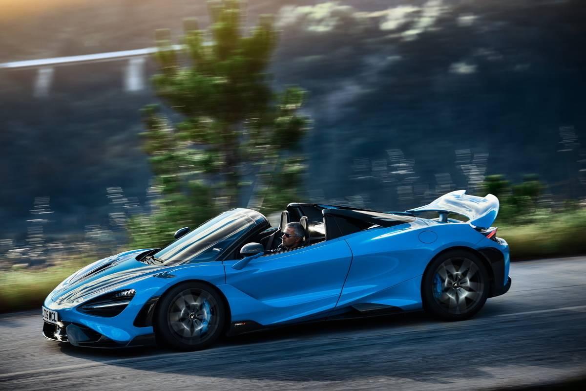 McLaren 765 LTS