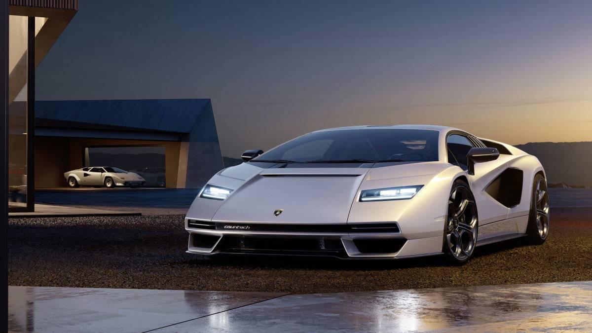 Lamborghini Countach LPI800