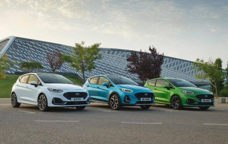 Ford Fiesta 2021