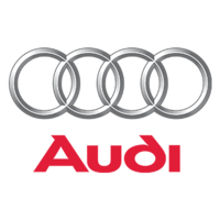 Audi car manufacturer logo