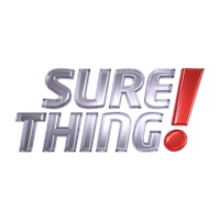 Sure Thing! car insurance logo
